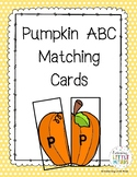 Pumpkin ABC Match