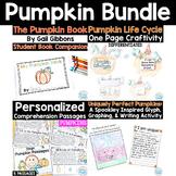 Pumpkin Activities Bundle: October