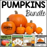 Pumpkin Activities Bundle - Print and Digital