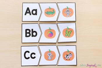 Pumpkin Activities Mega Bundle