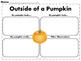 Pumpkin Activities: Weigh, Measure, Count seeds, etc.