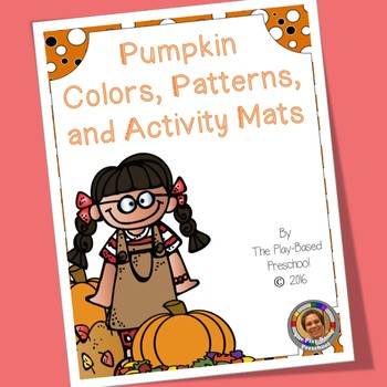 Pumpkin Activities for Color Recognition and Patterning