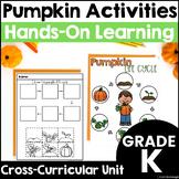 Pumpkin Activities for Kindergarten