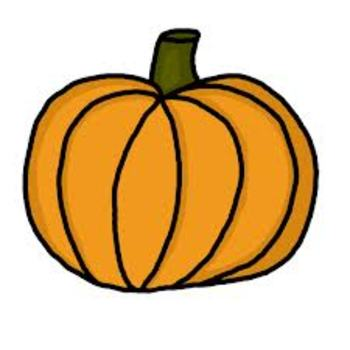 Pumpkin Activity: Can you remember the pumpkin?