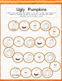 Pumpkin Addition and Subtraction Board Game (up to 20)