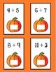 Pumpkin Addition and Subtraction FREEBIE!