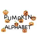 Pumpkin Alphabet