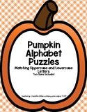Pumpkin Alphabet Puzzles DOLLAR DEAL