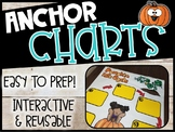Pumpkin Anchor Charts and Spookley Theme (Set #2)