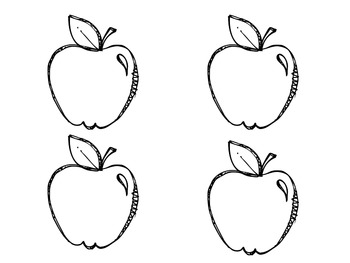 Pumpkin And Apple Nonstandard Measuring *Freebie*