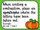 Pumpkin Apostrophe Practice
