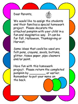 Pumpkin Art Home Project for Autumn, Thanksgiving or Halloween