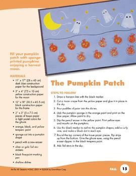 Pumpkin Art Projects