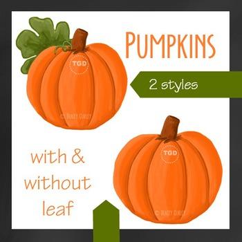 Pumpkin Art, pumpkin clip art,thanksgiving art Printable Tracey Gurley Designs