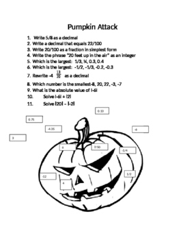 Pumpkin  Attack