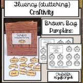 Pumpkin Stuttering Activity