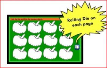 Pumpkin Beat Bundle for SMARTBoard + iPads