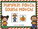 Pumpkin Beginning Sounds Center