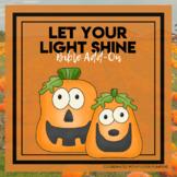 Pumpkin Bible Add-On Mini Unit Lessons