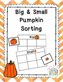 Pumpkin Big & Small Sort