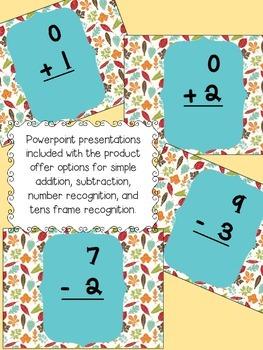 Pumpkin Bingo - Math