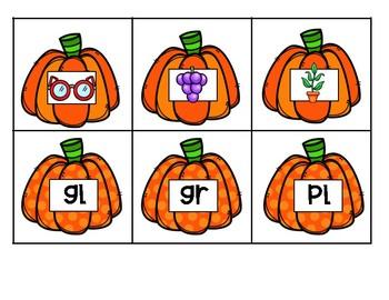 Pumpkin Blends Match