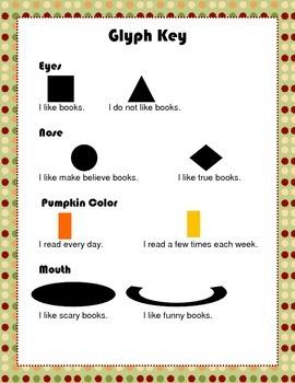 Pumpkin Book Glyphs