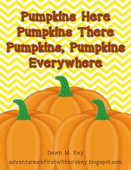 Pumpkins Here, Pumpkins There, Pumpkins Pumpkins Everywhere
