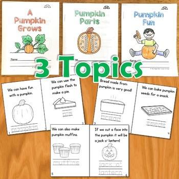 Pumpkin Books - Differentiated Readers