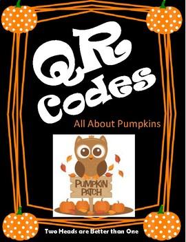 Pumpkin Books QR Codes
