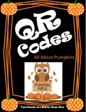 Pumpkin Books QR Codes