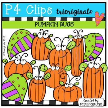 Pumpkin Bugs (p4 Clips Trioriginals)