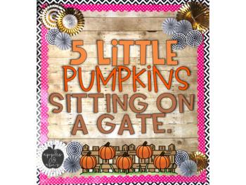 Pumpkin Bulletin Board