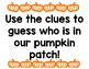 Pumpkin Bulletin Board Activity