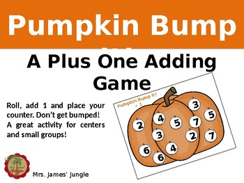 Pumpkin Bump It!