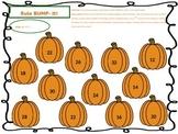 Pumpkin Bump-It
