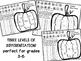 Pumpkin Bump -kin Fall Division Math Game