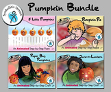 Pumpkin Bundle - Animated Step-by-Steps® - SymbolStix