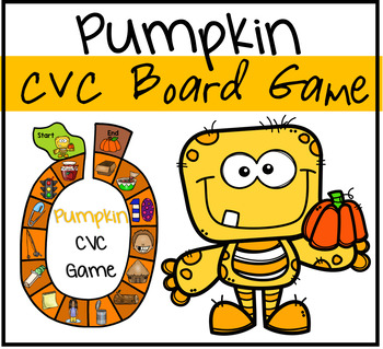 Pumpkin CVC Board Game