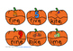 Pumpkin CVCe Puzzles