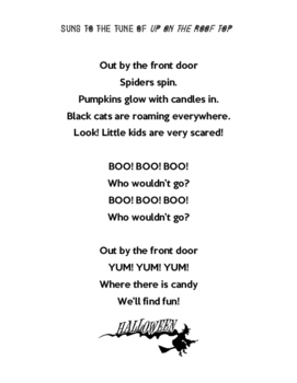 Pumpkin Carols