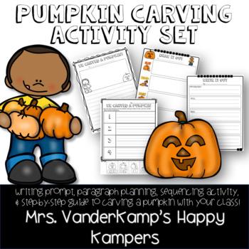 Pumpkin Carving: A Classroom Activity