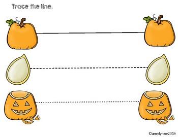 Pumpkin Carving Activities