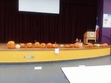 Pumpkin Carving Physics Concepts Experiment