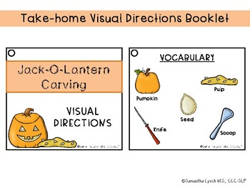 Pumpkin Carving Visual Directions