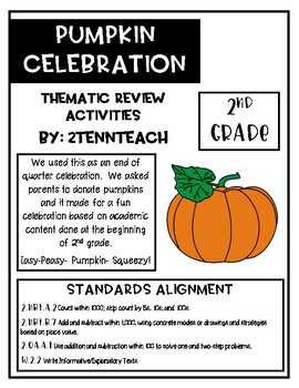 Pumpkin Celebration Thematic Review