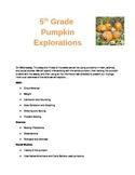 Pumpkin Center - Teacher Documents