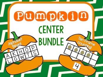 Pumpkin Centers Bundle!