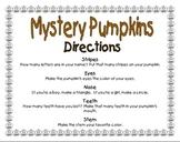 Pumpkin Centers and Activities