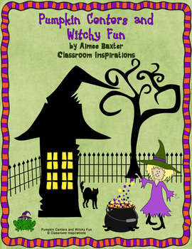 Pumpkin Centers and Witchy Fun